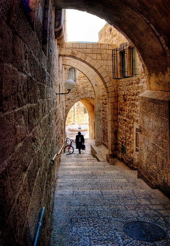 Jerusalem Walks: Day by Day (Old City)