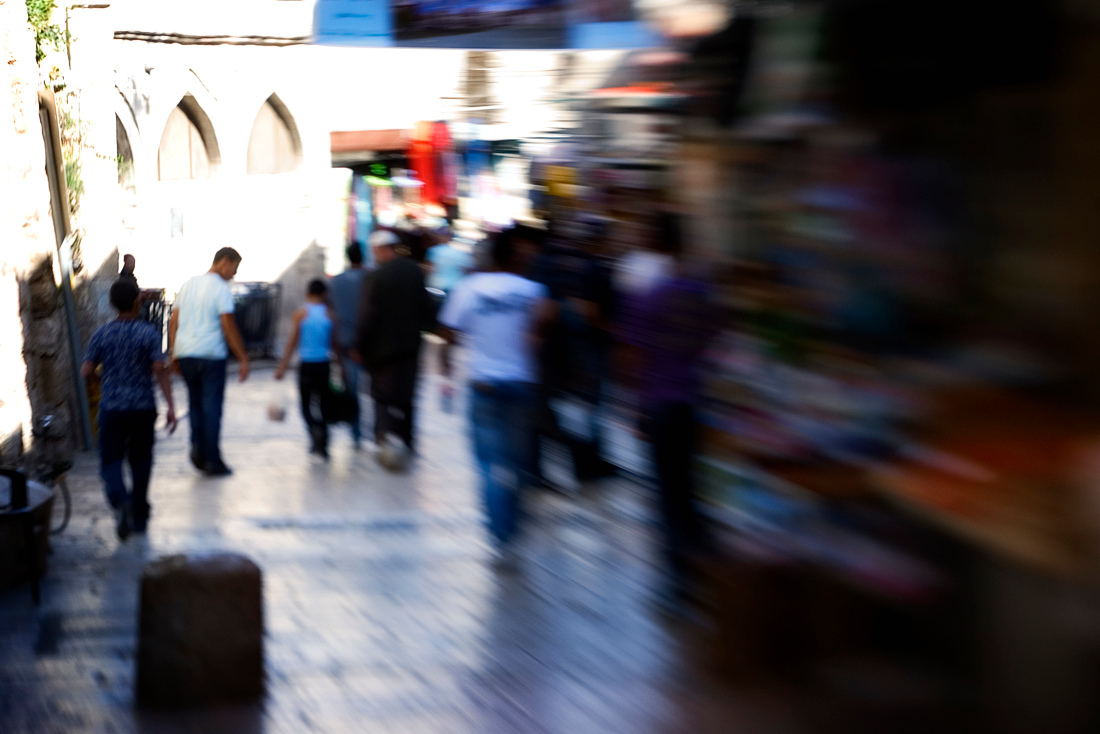 Jerusalem Walks: Arabian Quarter in Old City