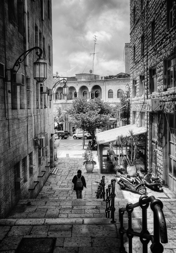 Jerusalem Walks:One-on-one with The City