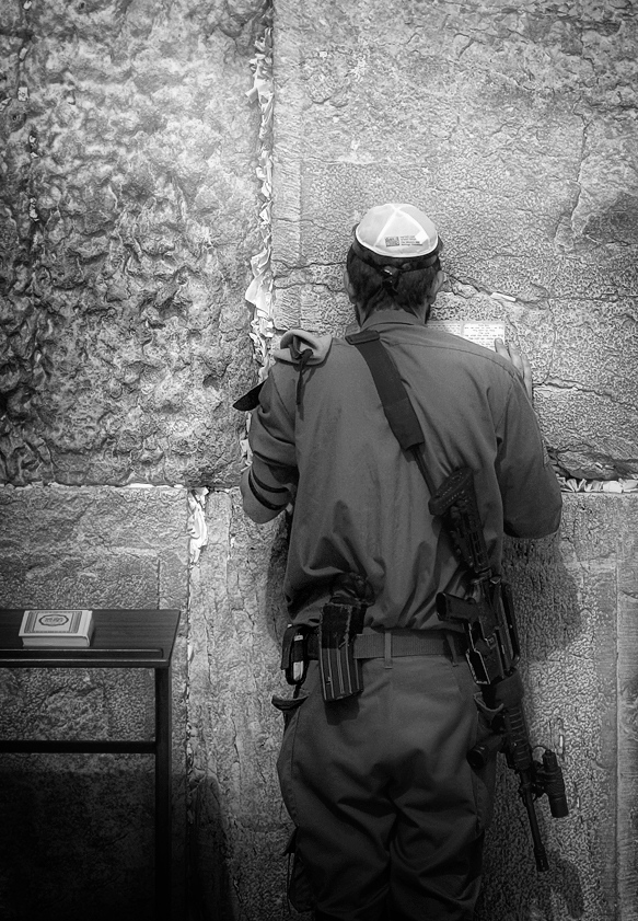 Jerusalem Walks:  Fervent Prayer