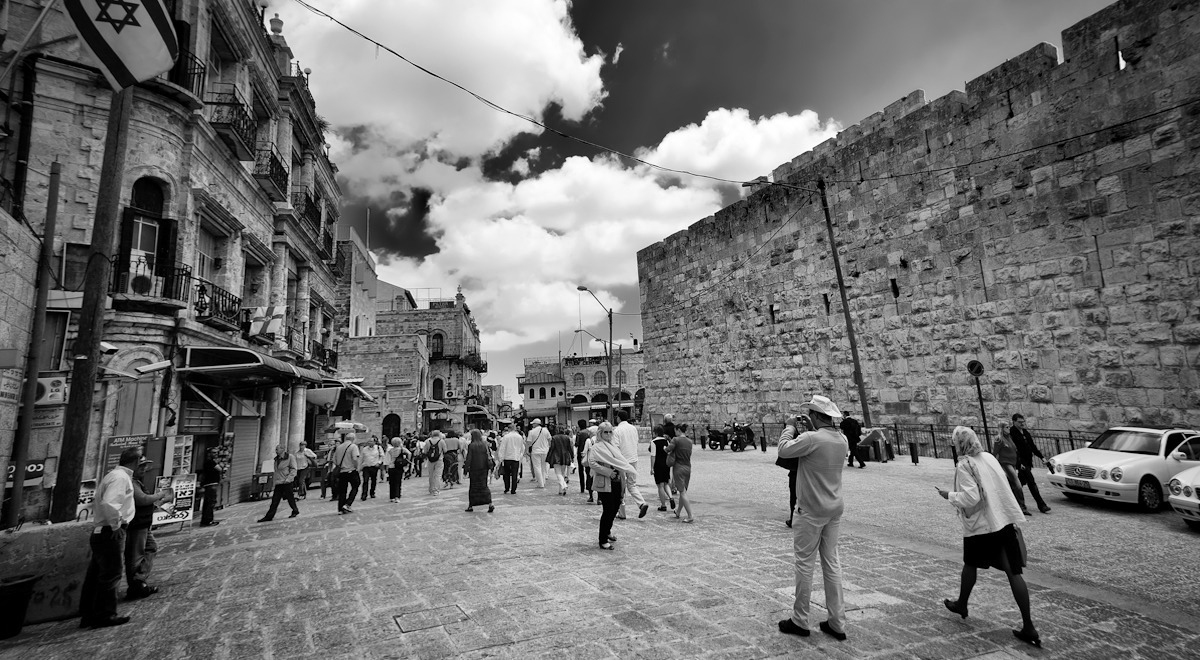 Jerusalem Walks: Photo in Memory