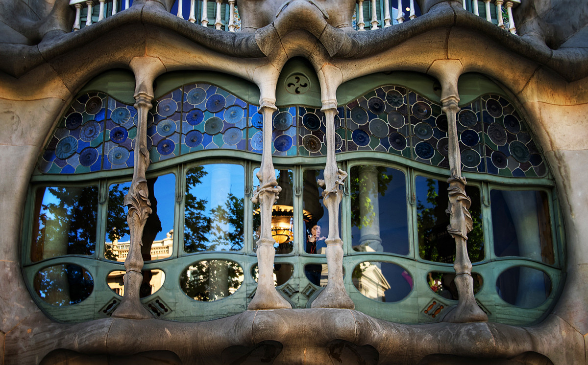 Barcelona: Alice in Wonderland